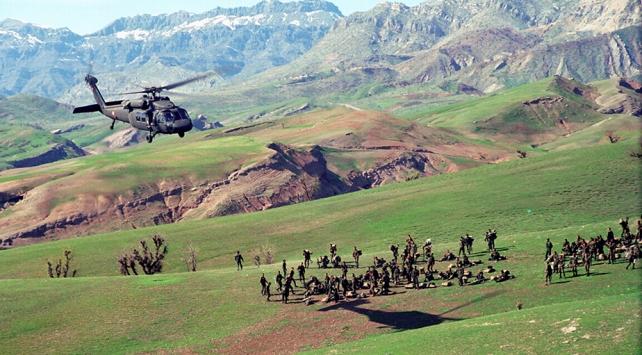 Irakın kuzeyine gerçekleştirilen büyük harekatlar
