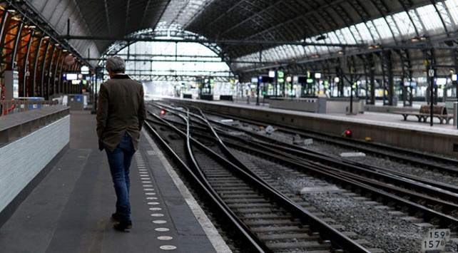 Hollandada toplu taşımada grev