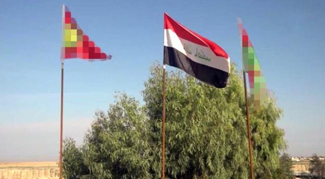 PKKnın Sincardaki faaliyetleri görüntülendi