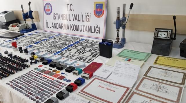 Teröristlere sahte belge hazırlayan zanlı yakalandı