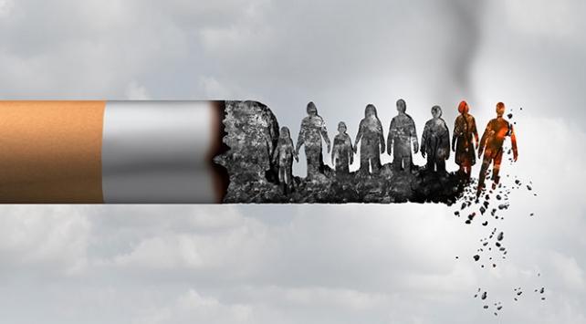 Sigara kullanımı her yıl 8 milyon kişinin ölümüne neden oluyor