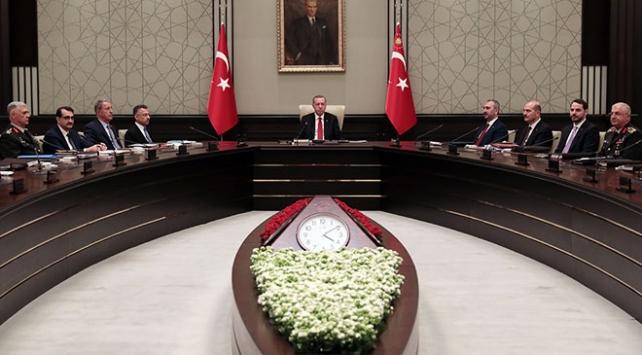 Türkiyenin bütün terör örgütleriyle mücadelesi devam edecek