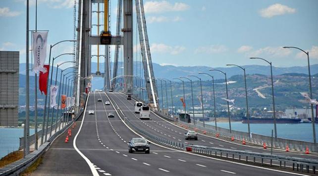 Bayram tatilinde otoyol ve köprüler ücretsiz