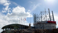 Doğu Anadolu Gözlemevi'nin teleskop ve aynası hazır