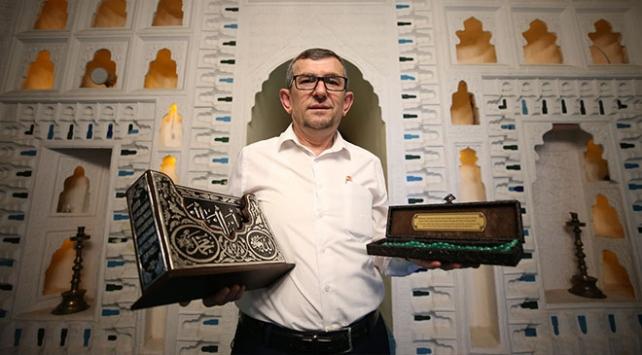 Bahçeliden İslamiyeti ezanla tanıtan müezzine hediye