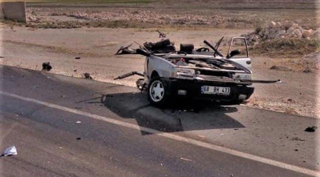 LGS sınavına giderken kaza geçirdiler: 1i ağır, 4 yaralı