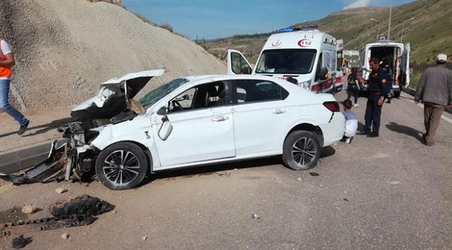 Bayram tatilinin ilk gününde kazalar 10 can aldı