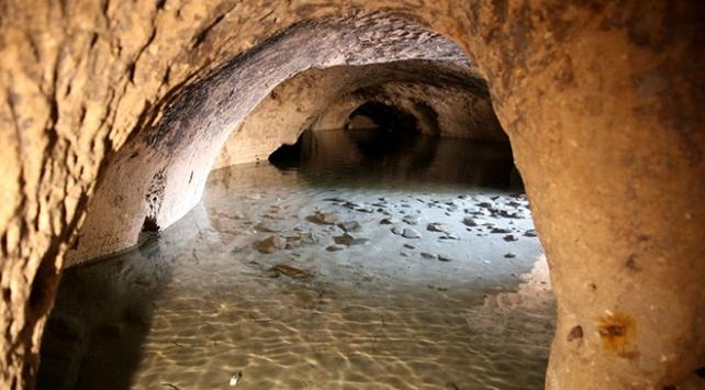 Nevşehirdeki 5 bin yıllık yeraltı şehri turizme kazandırılıyor