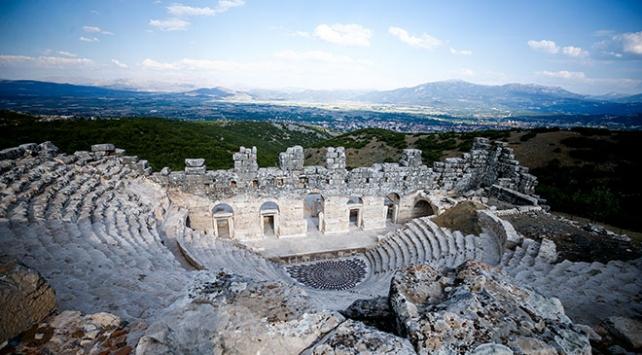 Tatil rotasının tarihi durakları: Antik kentler