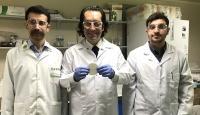 İstanbul Üniversitesinde üretilen nanoselüloz film kirliliğe yol açmıyor