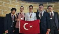 Türk takımı Avrupa Fizik Olimpiyatları'nda birinci oldu