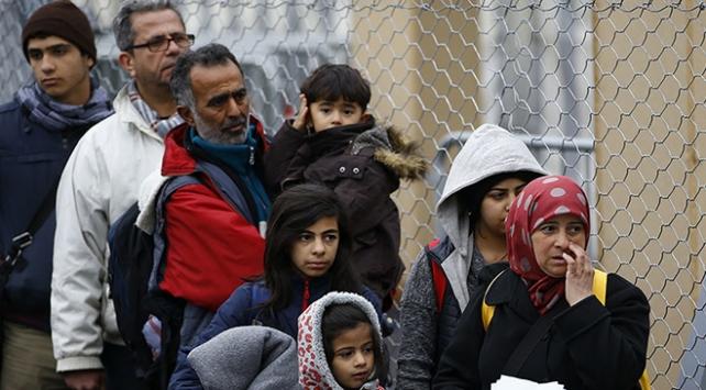 Avusturyada mültecilerden açlık grevi