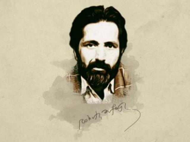 """Vefatının 32. yılında """"Yedi Güzel Adam""""ın şairi Cahit Zarifoğlu"""