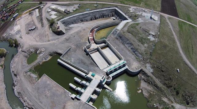 Türkiyenin en uzun içme suyu tüneli tamamlandı