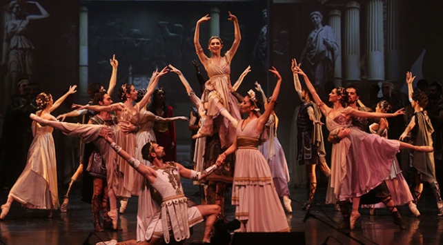 Devlet Opera ve Balesi 325 bin seyirciye ulaştı