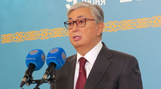 Kazakistanda Cumhurbaşkanlığı seçimini Tokayev kazandı