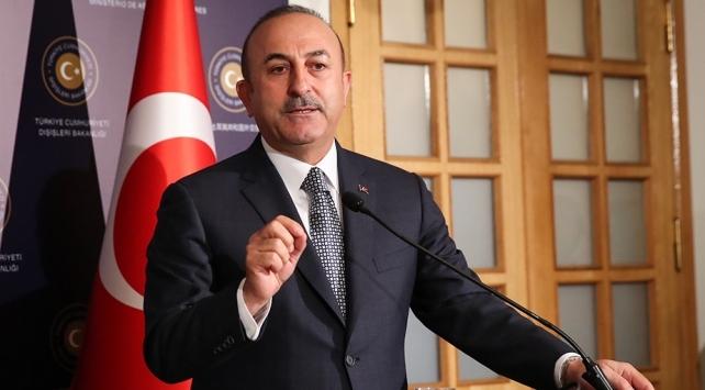 Dışişleri Bakanı Çavuşoğlu: Milli Takımımızın İzlandada maruz kaldığı muamele kabul edilemez