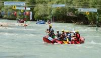 Dünya Rafting Şampiyonası'na Tunceli ev sahipliği yapıyor
