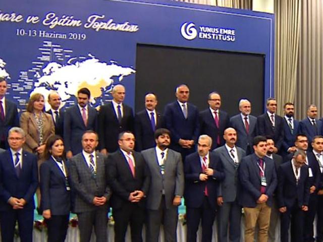 48 ülke temsilcisi İstişare ve Eğitim Toplantısında buluşuyor