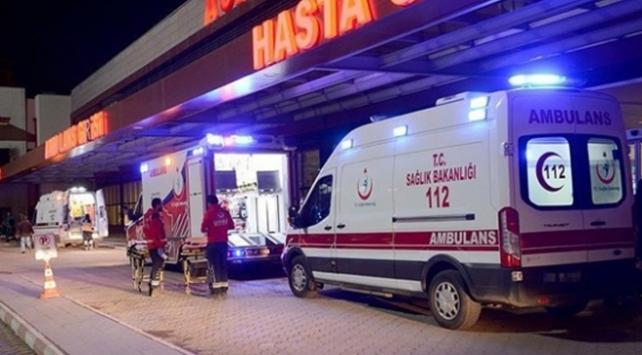 Hakkari'de terör saldırısında 2 işçi şehit oldu