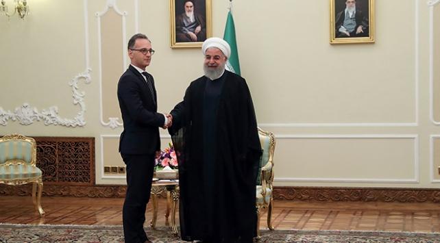 İran Cumhurbaşkanı ABden verdiği sözleri tutmasını istedi
