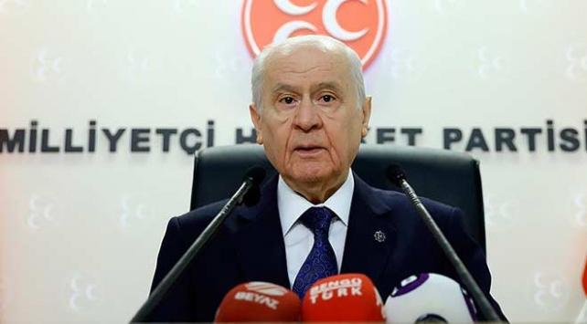 MHP Genel Başkanı Bahçeli seçim çalışmalarına başlıyor