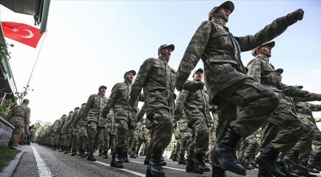 106 bin askere erken terhis yolu açılıyor