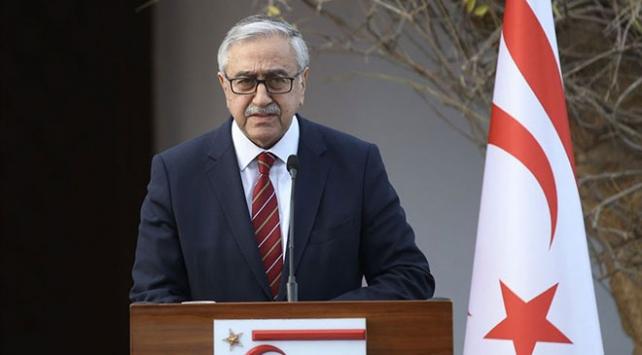 KKTC Cumhurbaşkanı Akıncı: Doğu Akdeniz'deki zenginlikler hepimize ait