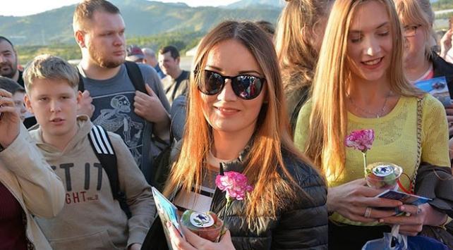 Rus turistlerin tatil tercihi Türkiye