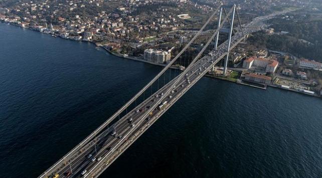 15 Temmuz Şehitler Köprüsünden hatalı geçiş cezaları affedildi