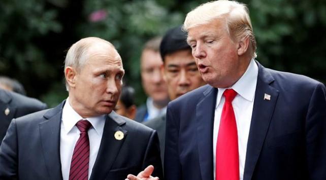 """""""Trump ile Putinin G20de görüşeceği fikri henüz havada"""""""