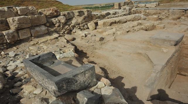 Karkamış Antik Kentinde kazılar yeniden başladı