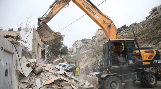 İsrailin Batı Şeria ve Doğu Kudüsteki yıkımları devam ediyor