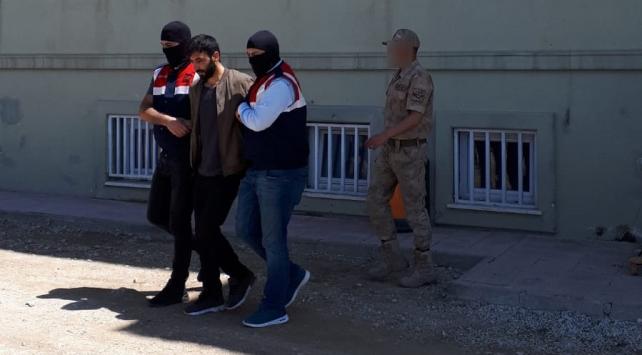 Beşiktaştaki terör saldırısının faillerinden biri Hakkaride yakalandı