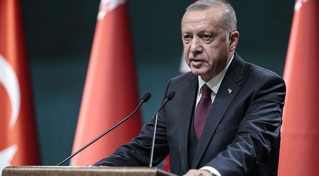 Cumhurbaşkanı Erdoğan: Türkiye S400leri alacaktır demiyorum, almıştır