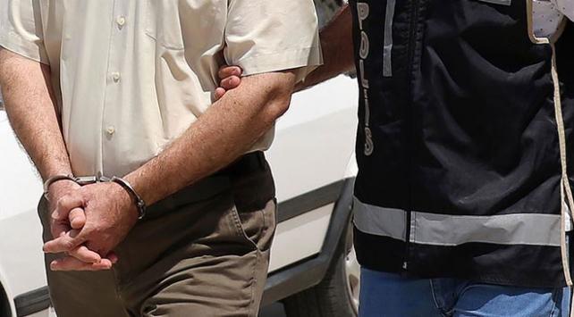 FETÖden aranan yüzbaşıya nüfus müdürlüğünde gözaltı