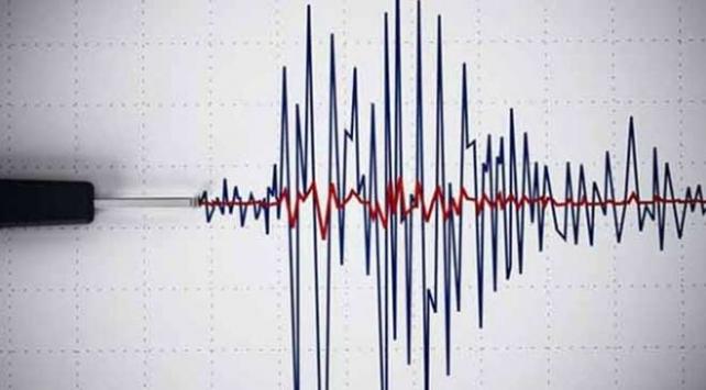 Marmara Denizinde 3,5 büyüklüğünde deprem