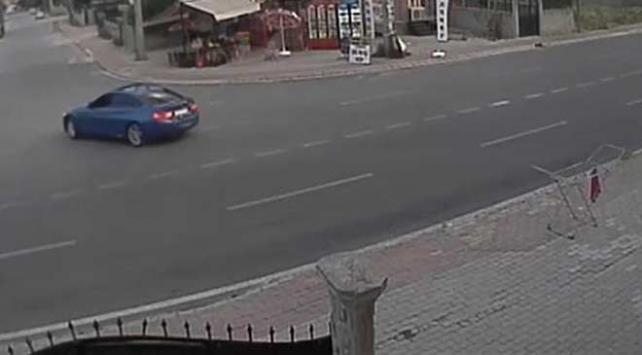 Drift yapan sürücüye 5 bin 10 lira para cezası