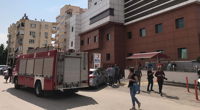 Hastanenin klima ünitesi patladı: 1 ölü, 3 yaralı