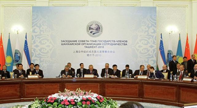 Şangay İşbirliği Örgütü Zirvesine Kırgızistan ev sahipliği yapacak