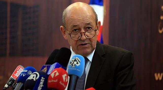 Fransa: Kıbrısta konuşlanma gibi bir öngörümüz olmadı