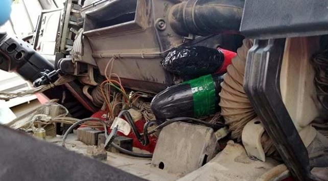 Iraktan Ankaraya gelen tırda 35 kilo eroin ele geçirildi
