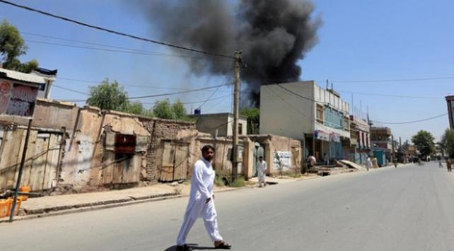 Afganistanda intihar saldırısı: 9 ölü