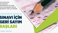 Yükseköğretim Kurumları Sınavı'na son 2 gün