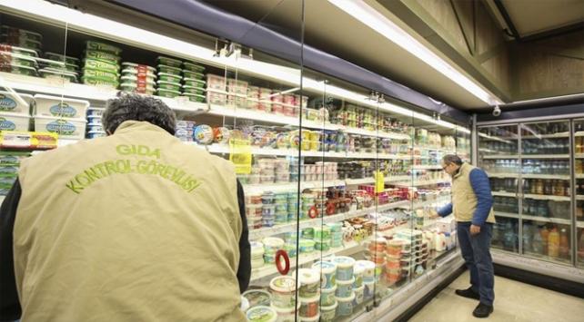 Gıdada taklit ve tağşişe 36,5 milyon liralık ceza