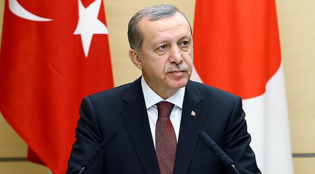 Cumhurbaşkanı Erdoğan, Jandarmanın kuruluş yıl dönümünü kutladı