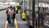 İstanbul'da YKS'ye girecek öğrencilere ulaşım ücretsiz