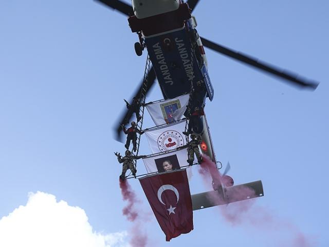 Jandarma Genel Komutanlığı 180. kuruluş yıl dönümünü kutladı