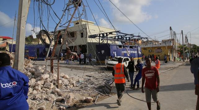 Somalide bombalı saldırı: 8 ölü