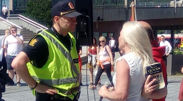 Norvegiyada musulmonlarga qarshi provokatsiya!